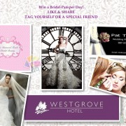 Win! Bridal Pamper Package Day!