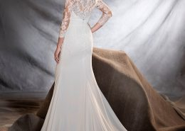 pronovias orsa wedding dress