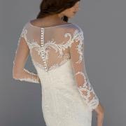 Donna Salado 'Mimosa'_Timeless Bridalwear_back