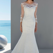 Donna Salado 'Mimosa'_Timeless Bridalwear_front full