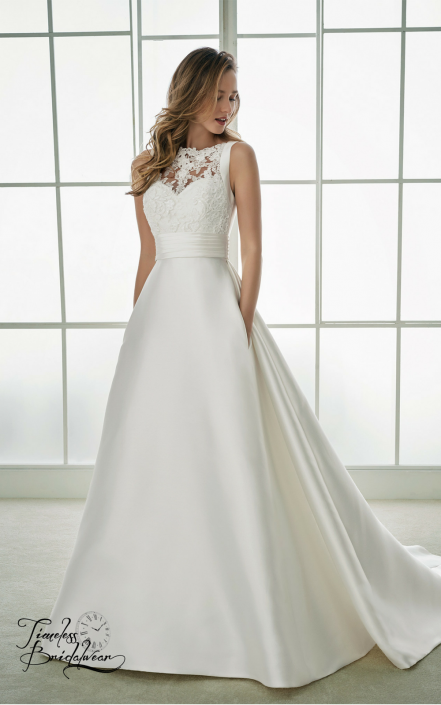 flavia_St.Patrick W1_Timeless Bridalwear 1