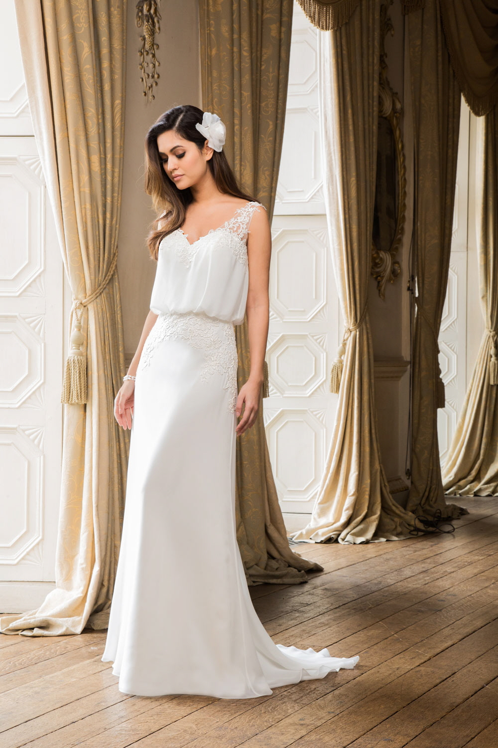 Special Day E16609 | Simple Elegant Wedding Dress | Affordable Gown