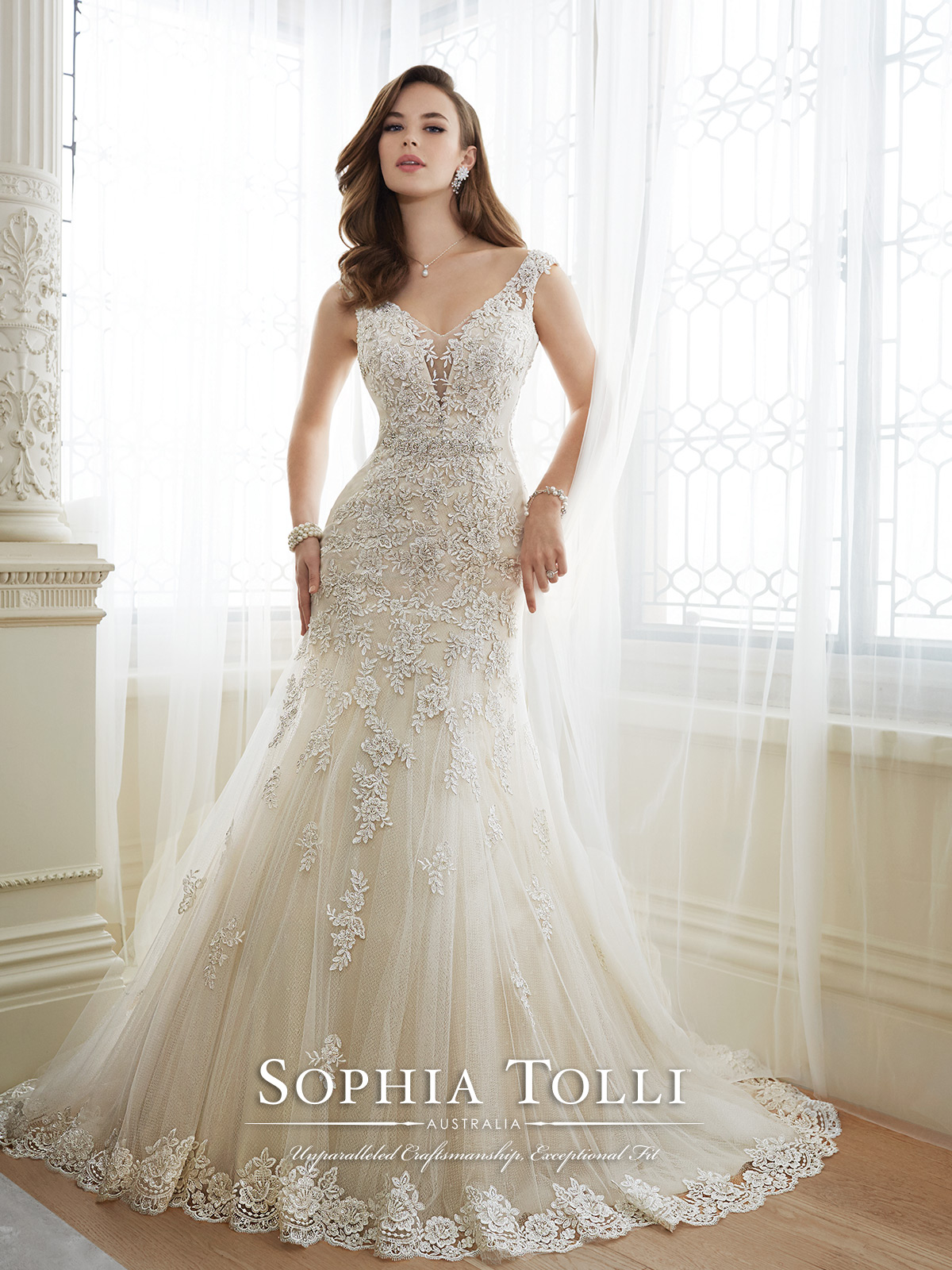 Timeless Bridalwear   Affordable Designer Wedding Dresses   Trim Co ...