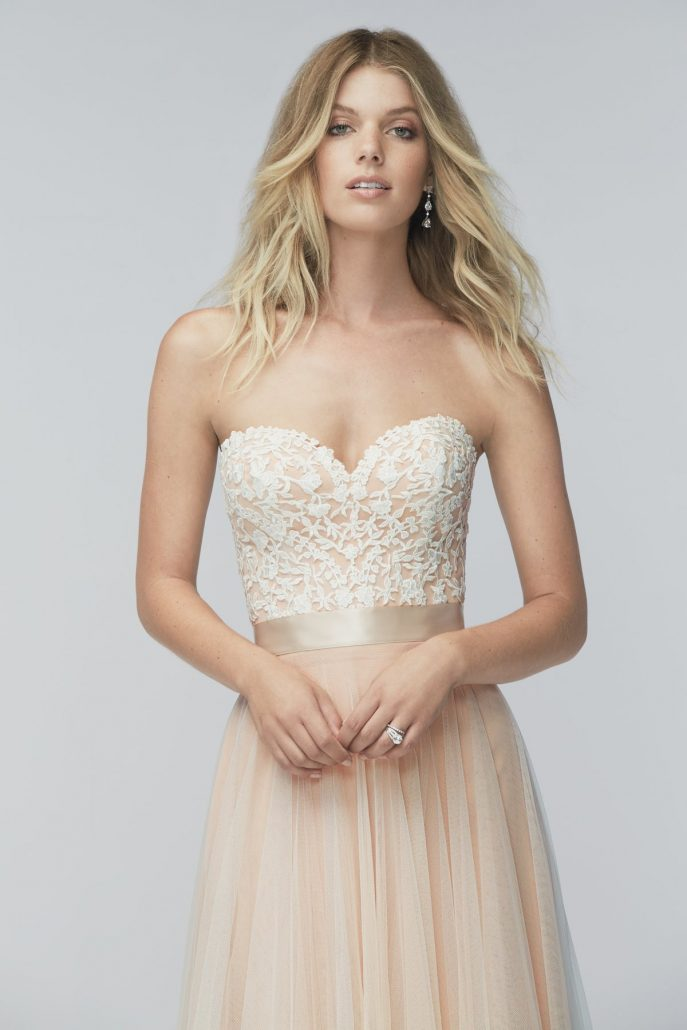 Wtoo Watters | Catherine | Affordable Wedding Dresses | Lace and ...